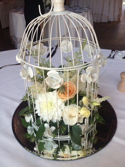 Summer Weddings, Sweet Pea Florals, London Weddings, Birdcages