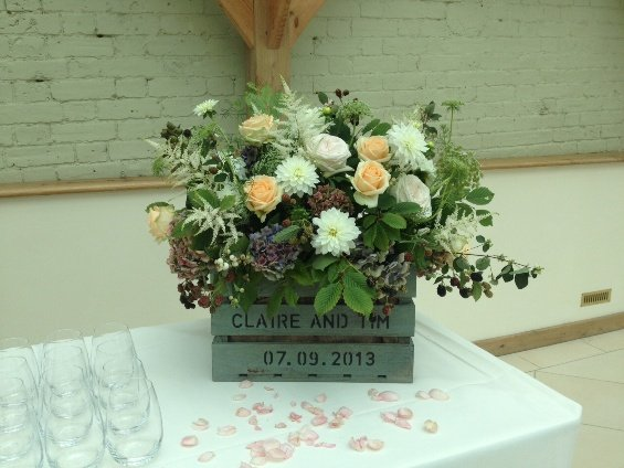 Gaynes Park, Summer Weddings, Wild flowers, Sweet pea London, Wedding flowers
