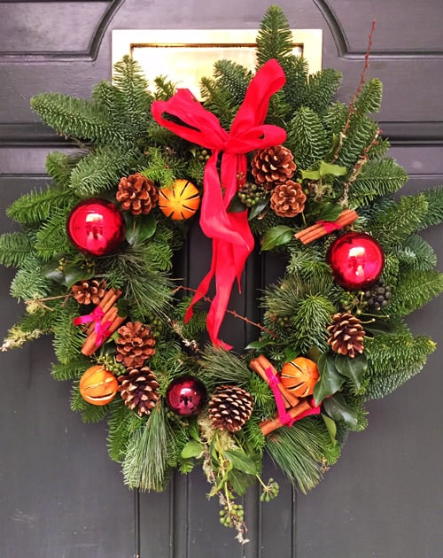 Xmas-Wreath buy christmas