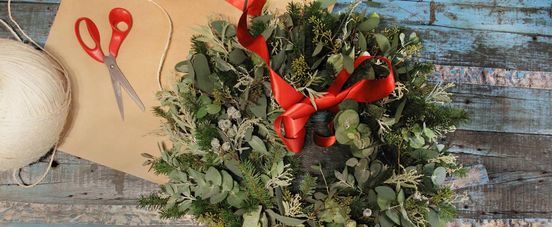 xmas-Wreath christmas florist
